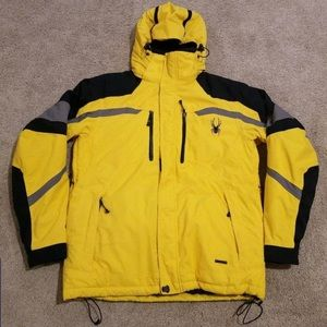 MEN Spyder Insulated Ski/Snow Jacket